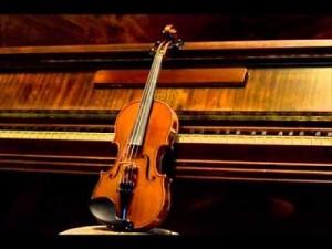 piano och violin
